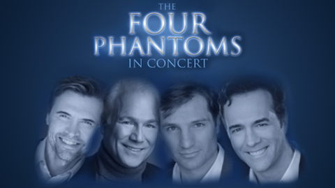 The Four Phantoms in Concert