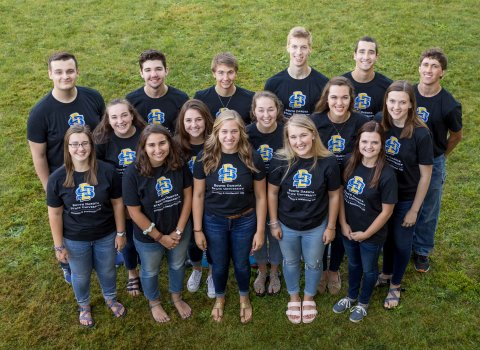 2019-2020 Honors & Schultz Staff