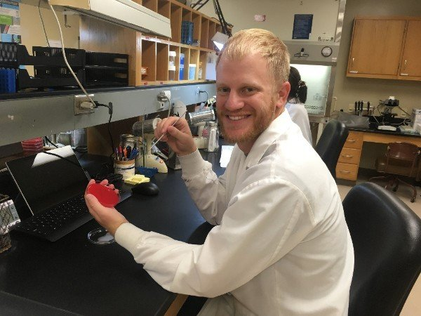Mathew Miller Joins Bacteriology Section