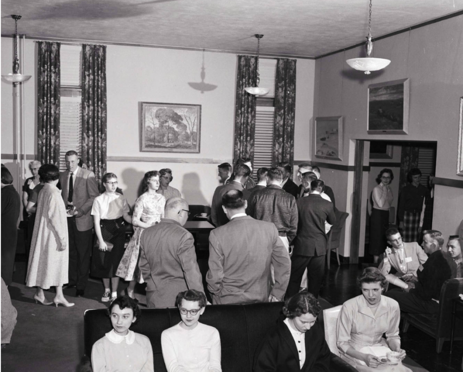 Pugsley Student Union 1965