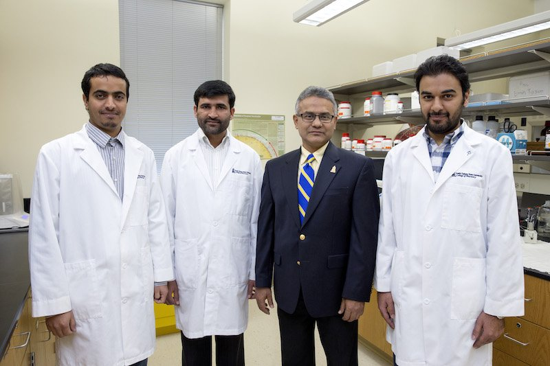 Dr. Rahman's Research Group