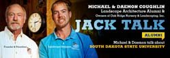 Michael-Daemon Jack Talk Banner