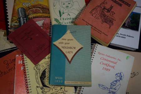 South Dakota cookbooks are being collected by the SDSU Archives.