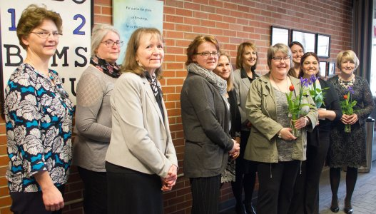 woman of distinction nominees and recipients