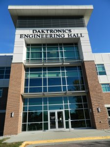 Daktronics Engineering Hall