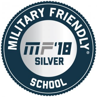 Military Friendly® School badge