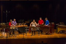 Percussion Studio Concert