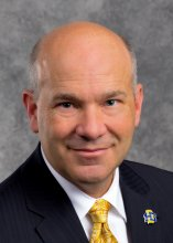 Dennis Hedge, South Dakota State University provost and vice president of academic affairs