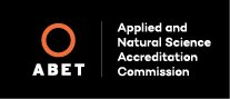 ABET Applied and Natural Science Accreditation Commission Logo