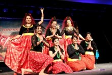 Students, faculty, children and community members convene at Nepal Night each February to enjoy traditional music, dance and food. Nepal Night is one of State's largest cultural events, consistently entertaining more than 450 guests.
