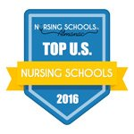 Nursing Schools Almanac Top US Nursing Schools 2016 Badge