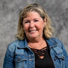 Deb Schaefer October 2018 employee of the month