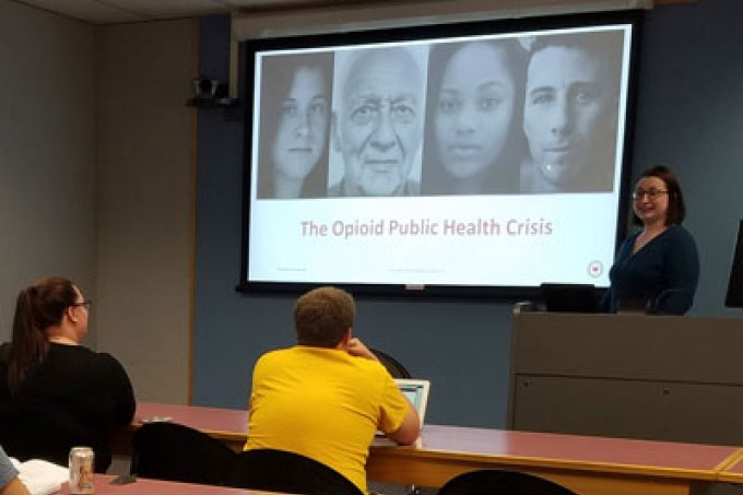 Opioid seminar for adults