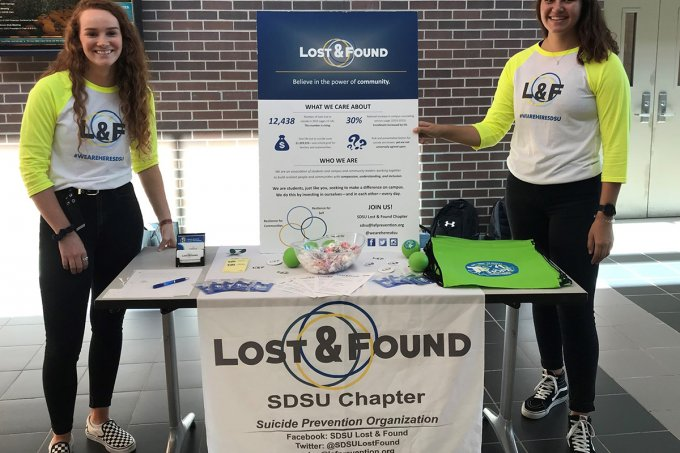 Lost&Found chapter event