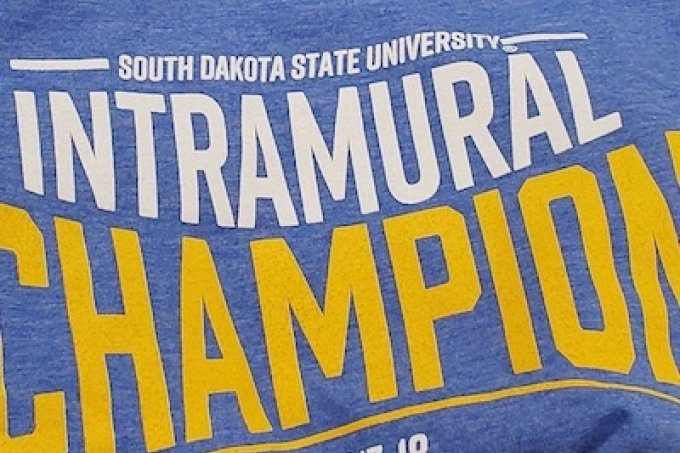 Intramural Champion Shirt Roll Call