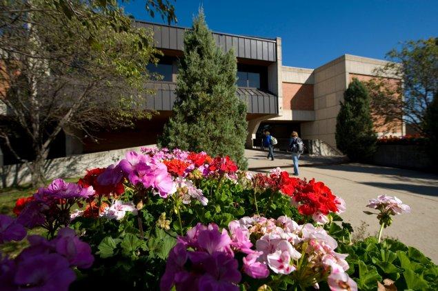 Hilton M. Briggs Library