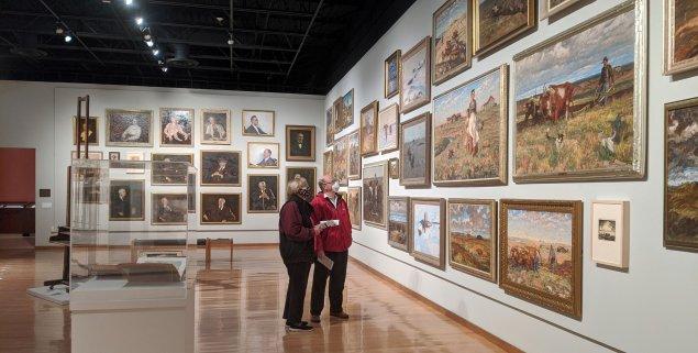 ALL DUNN: Harvey Dunn Collection gallery
