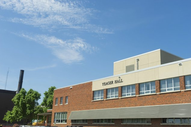 Yeager Hall building photo
