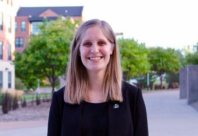 Hattie Seten, 2020 Rhodes Scholarship finalist