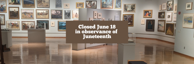Closed June 18 in observance of Juneteenth