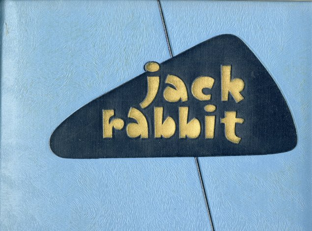 Jack Rabbit Yearbook