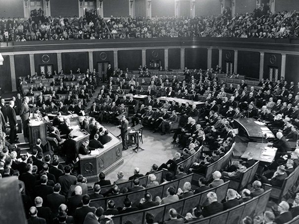 89th United States Congress in session in 1965