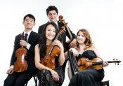 The Omer String Quartet will open the Brookings Chamber Music Society 2019-20 season.