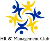 HR & Management Club Logo