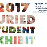 2017 Juried Student Show