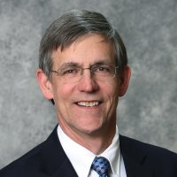 photo of Dennis Helder, Associate Dean for Research