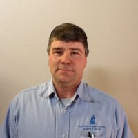 Emmett Harty, Plumbing Shop Physical Plant Manager