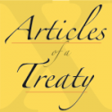 Articles of a Treaty logo