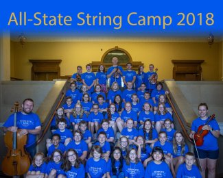 String Orchestra Summer Camp