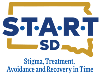 START-SD )Stigma, Treatment, Avoidance and Recovery in Time logo)