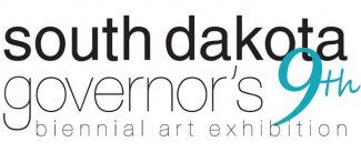 South Dakota Governor's 9th Biennial Art Exhibition logo