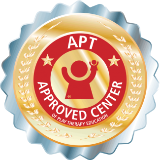 APT Approved Center for Play Therapy logo