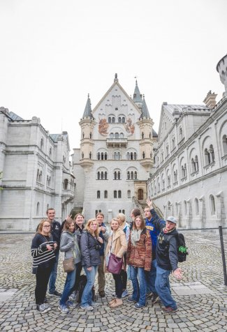 """SDSU in Germany"""